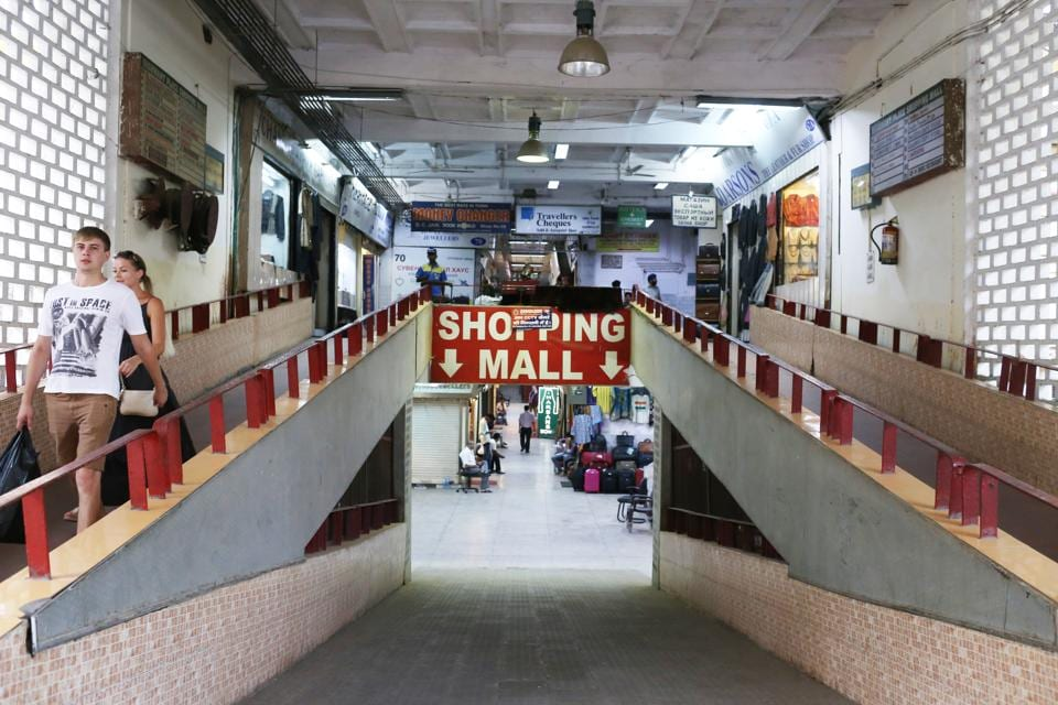 A building nestled in the heart of Lutyens' Delhi, Yashwant Place is one of the Capital's strangest markets.
