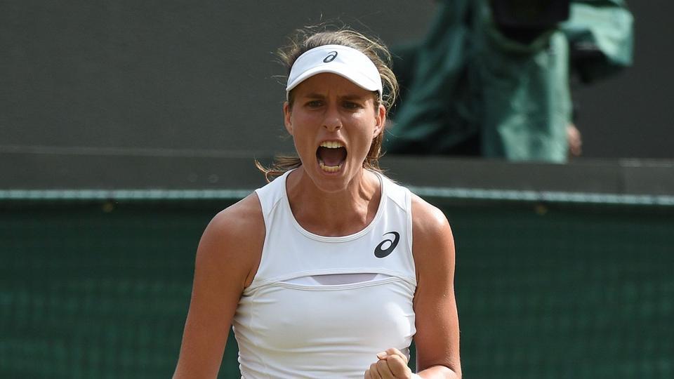Wimbledon,Wimbledon 2017,Johanna Konta