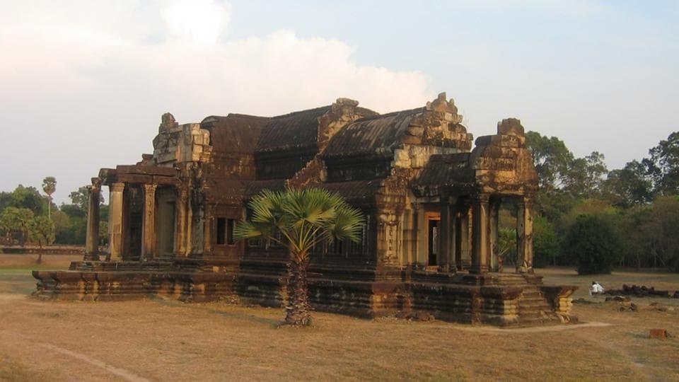 UNESCO said the area had been identified as Ishanapura, the capital of the ancient Chenla Empire.