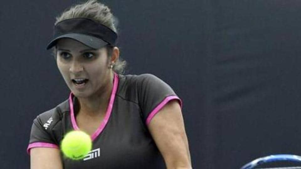 Sania Mirza Crashed Out From Wimbledon Womens Doubles