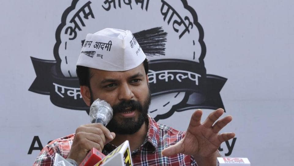 AAP leader Ashish Khetan had approached the apex court on May 24 and sought protection alleging threats