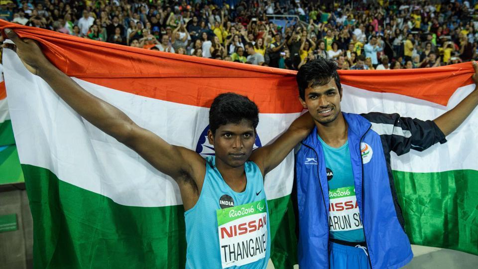India para-athletes,Rio Paralympics 2016,London World Championship