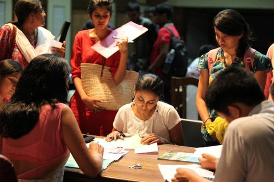 For students who may have their grades increased, DU officials said that they will follow the current admission guidelines, unless ordered otherwise by the high court.