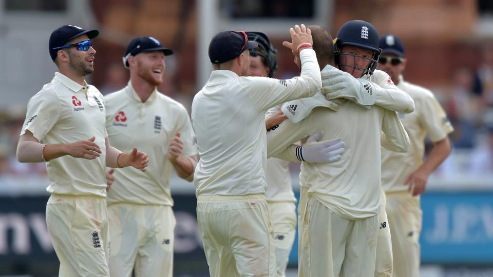 England took a 1-0 lead against South Africa after winning the opening Test at Lord's.