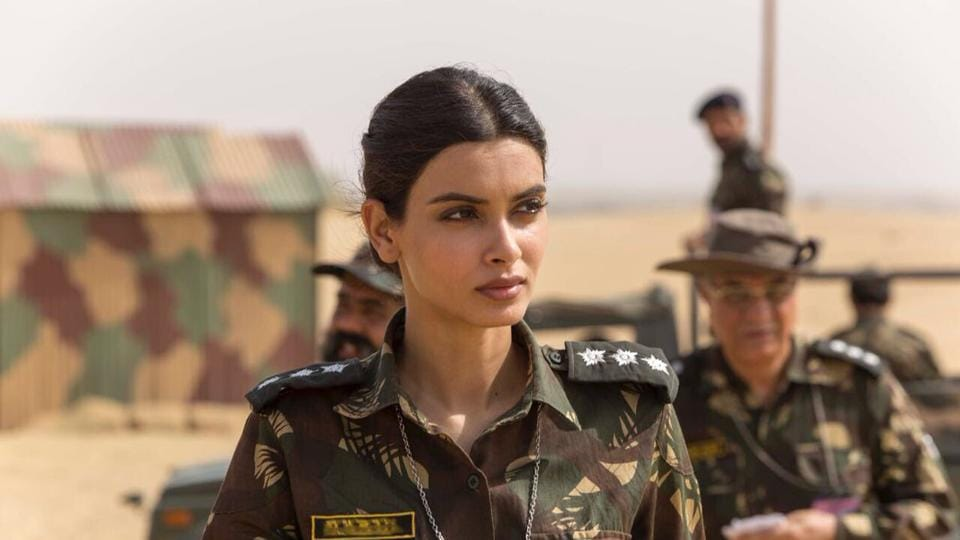 Diana Penty in the first look picture from Parmanu.