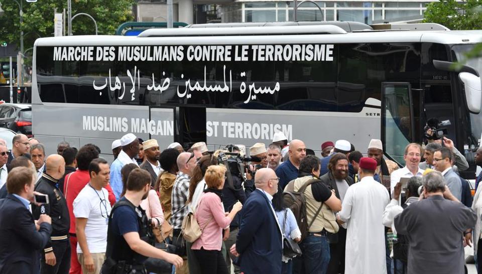 Muslim,Berlin,Muslim leaders