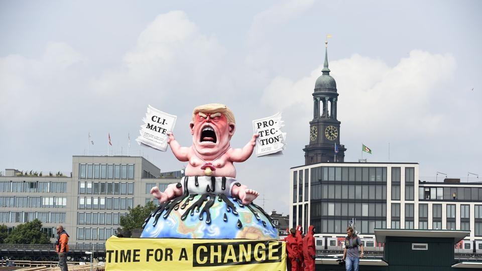 Donald Trump,paris agreement,climate change