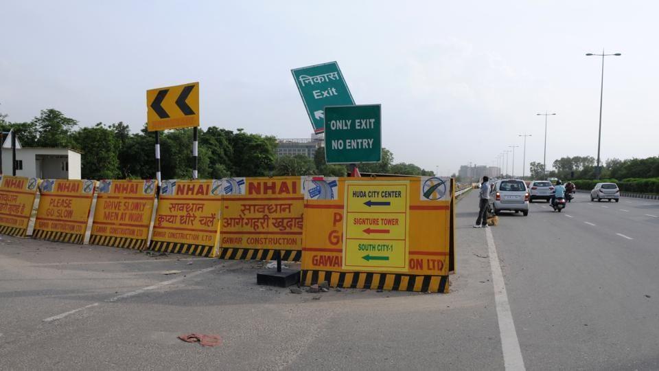 Signature Tower,Gurgaon traffic,Gurujam