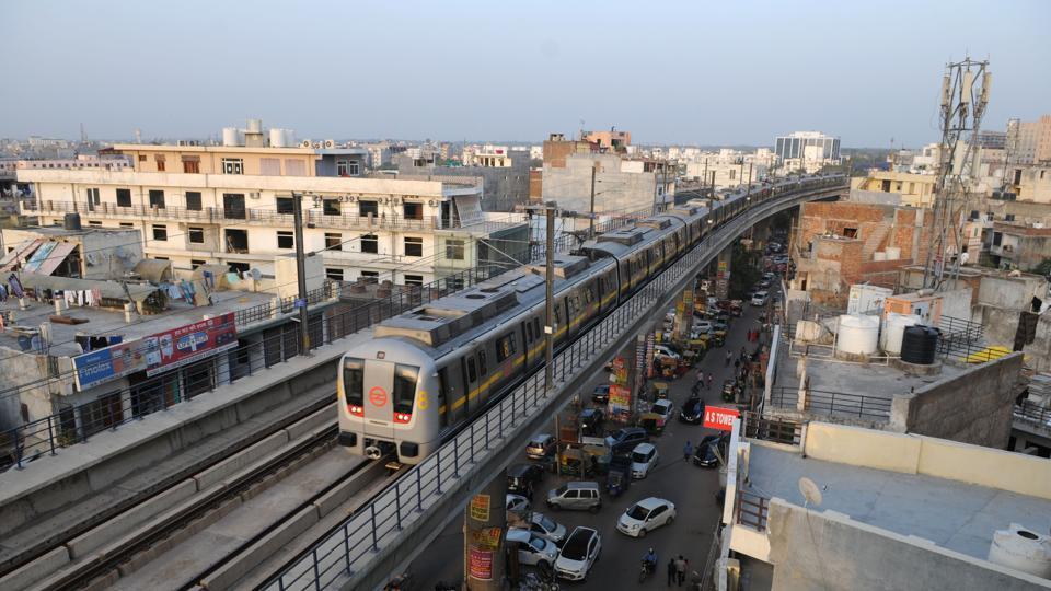 Gurgaon metro,Old Gurgaon metro,Haryana Government metro