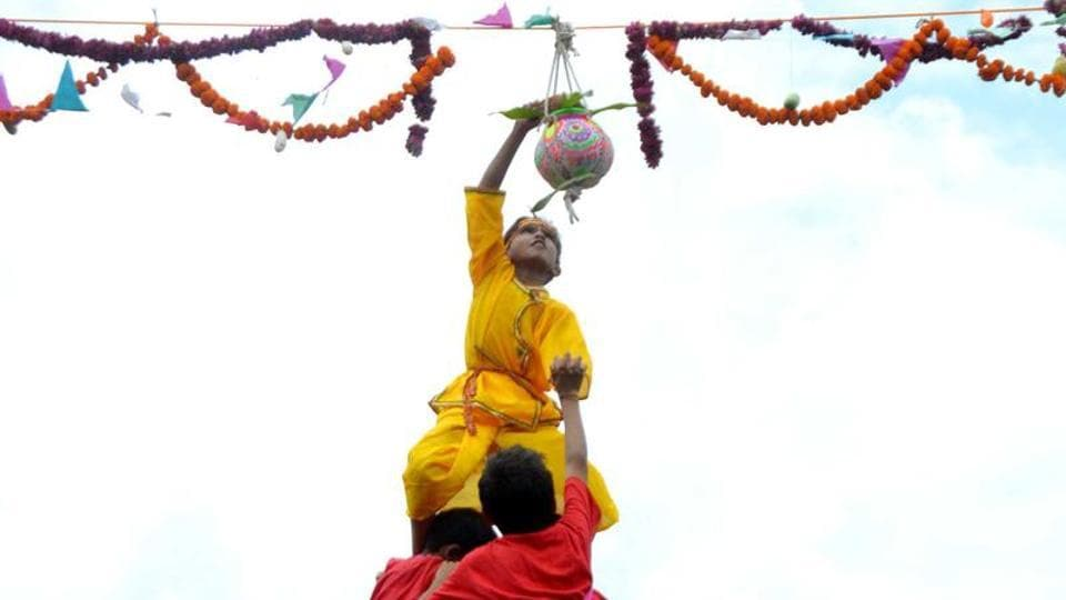 Maharashtra assured the Supreme Court that it would announce precautionary measures for the dahi handi event.