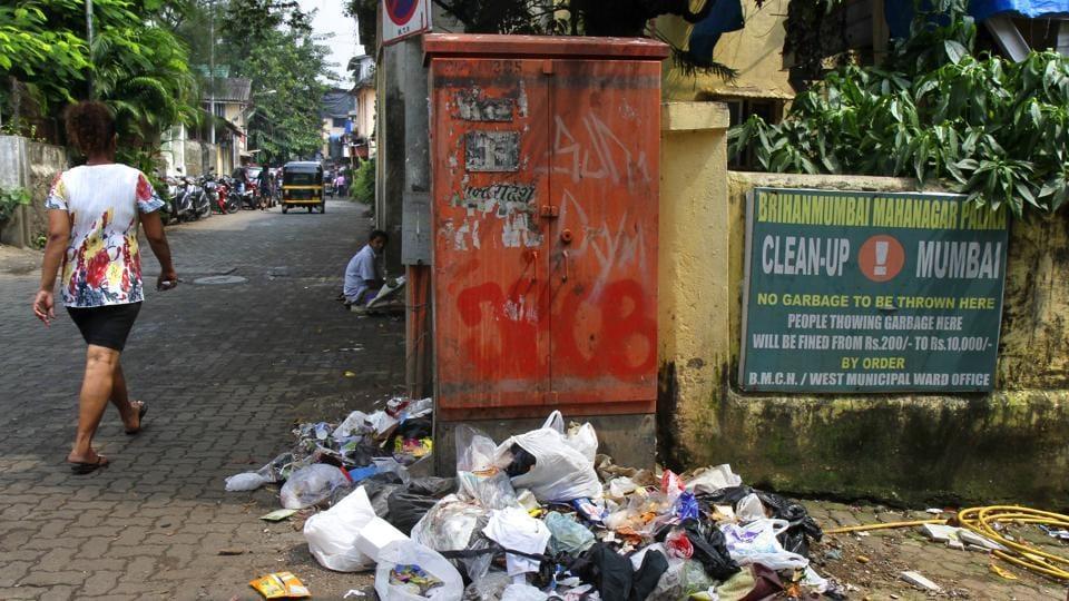 mumbai,mumbai city news,bandra waste
