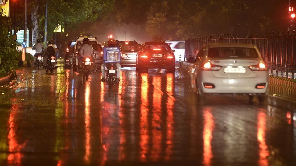 Even though monsoon had hit Delhi on July 2, the city has hardly received any rain since then, except on July 7. Rain and thunderstorms are likely to hit Delhi from Tuesday night, Met officials predicted on Monday.