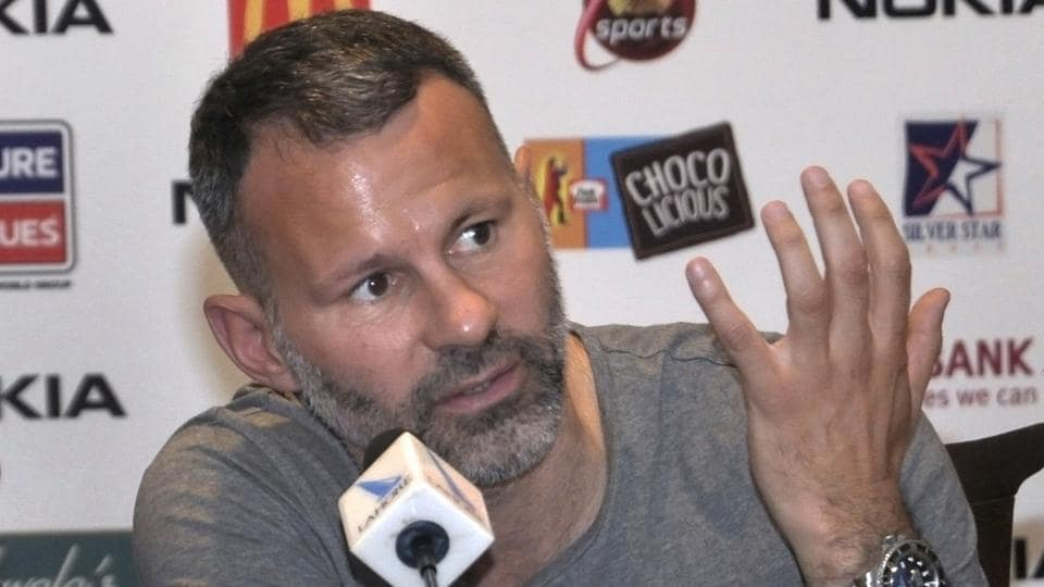 Manchester United legend Ryan Giggs was impressed at the fan turnout in Pakistan.