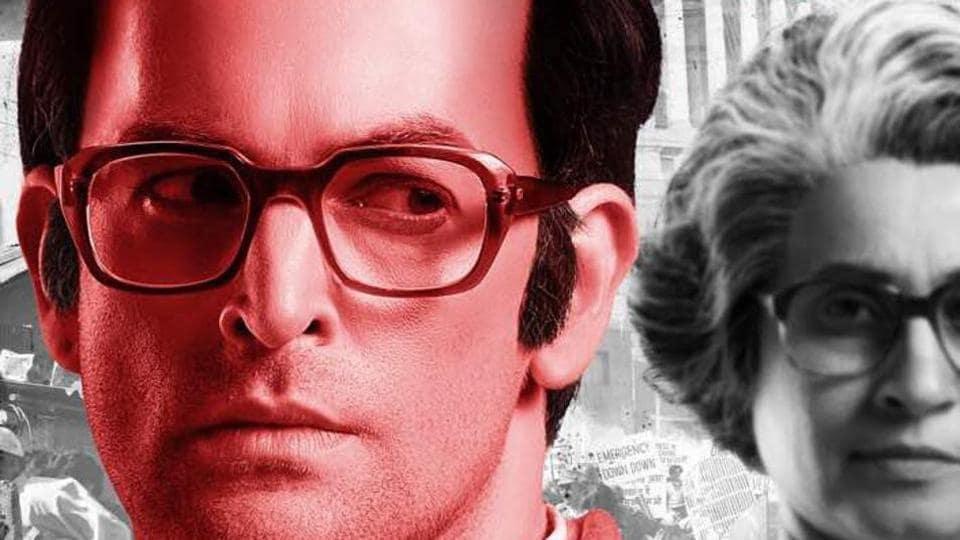 Neil Nitin Mukesh plays Sanjay Gandhi in Indu Sarkar.