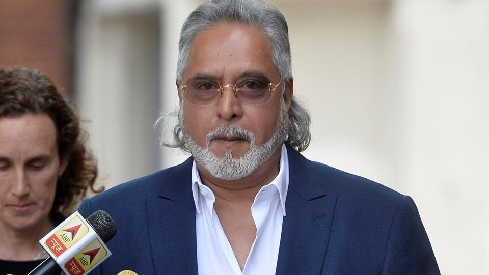 Vijay Mallya arrives for an extradition hearing at Westminster Magistrates Court in London, Britain.