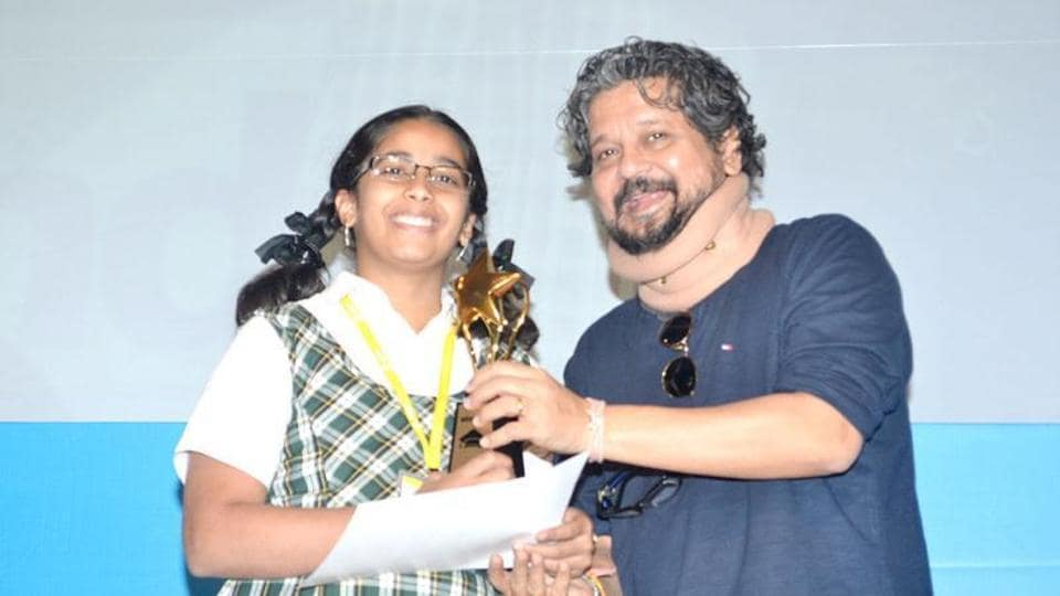 """Children are made to shoot for countless hours, sometimes in humid non-airconditioned rooms. It's barbaric,"" Amole Gupte said."