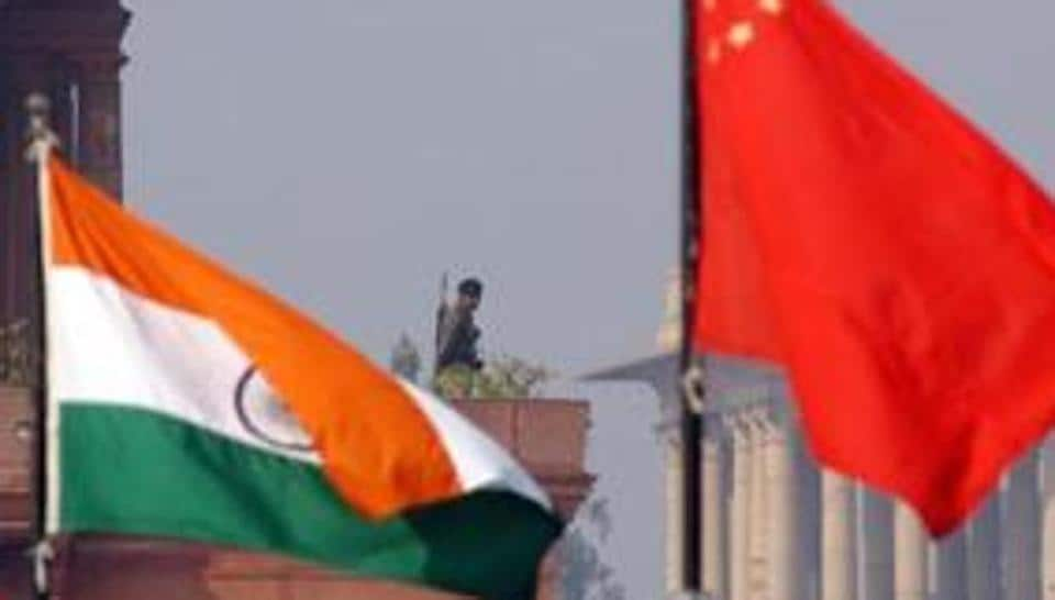 Indian and Chinese troops face off in a remote and strategically sensitive part of the Himalayas where India, China and Bhutan meet.