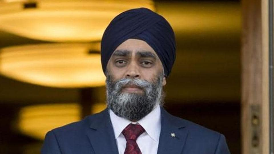 Canadian defence minister Harjit Singh Sajjan,Canada,XLRadio Vancouver