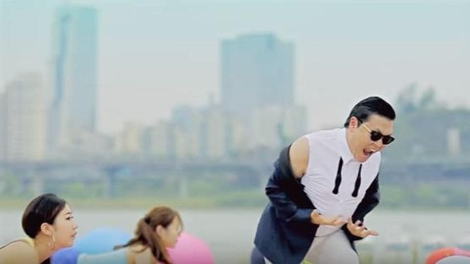 Psy's Gangnam Style currently has 2,894,426,475 views.