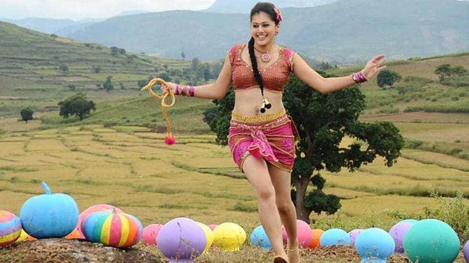 Actor Taapsee Pannu made her acting debut in Telugu film Jhummandi Naadam (2010), directed by filmmaker K. Raghavendra Rao.