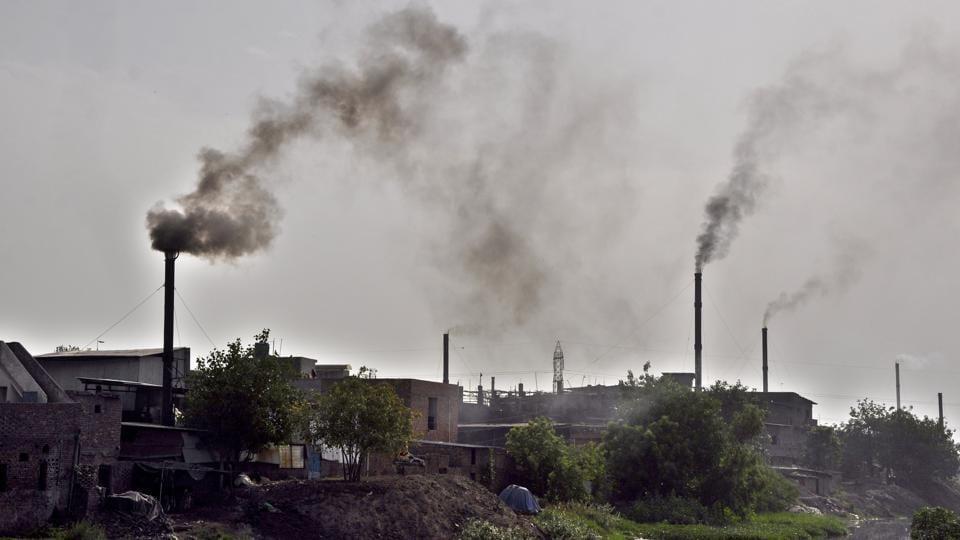 Pollution,closure notices,industries