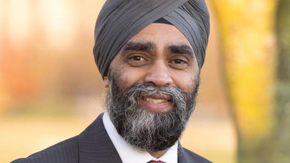 HTPunjab news digest,Canadian minister harjit Sajjan,HS Phoolka