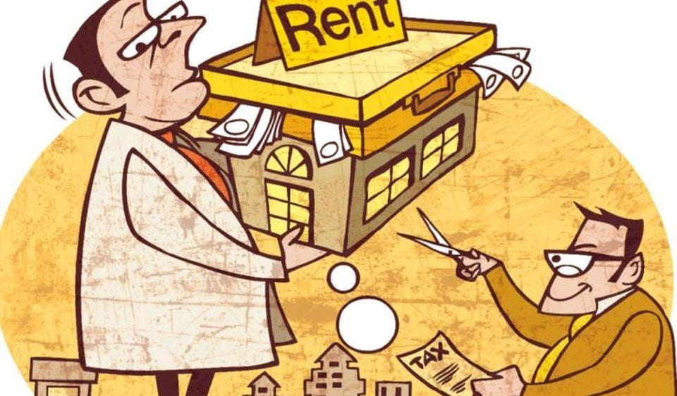 Income of over Rs 20 lakh per year from rent will attract GST.