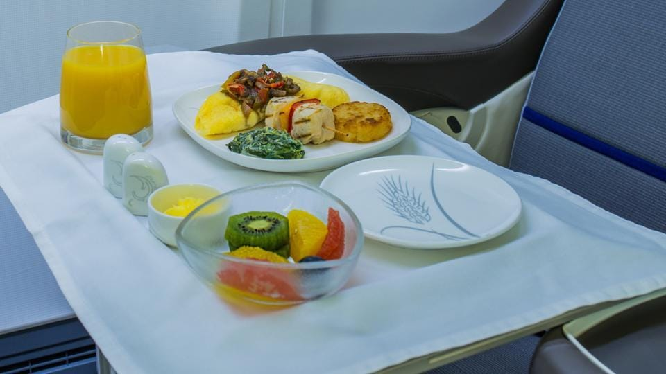 Air India economy flyers to get veg-only meals on domestic flights