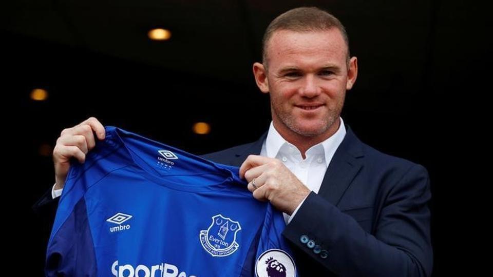 Wayne Rooney,England football team,Everton