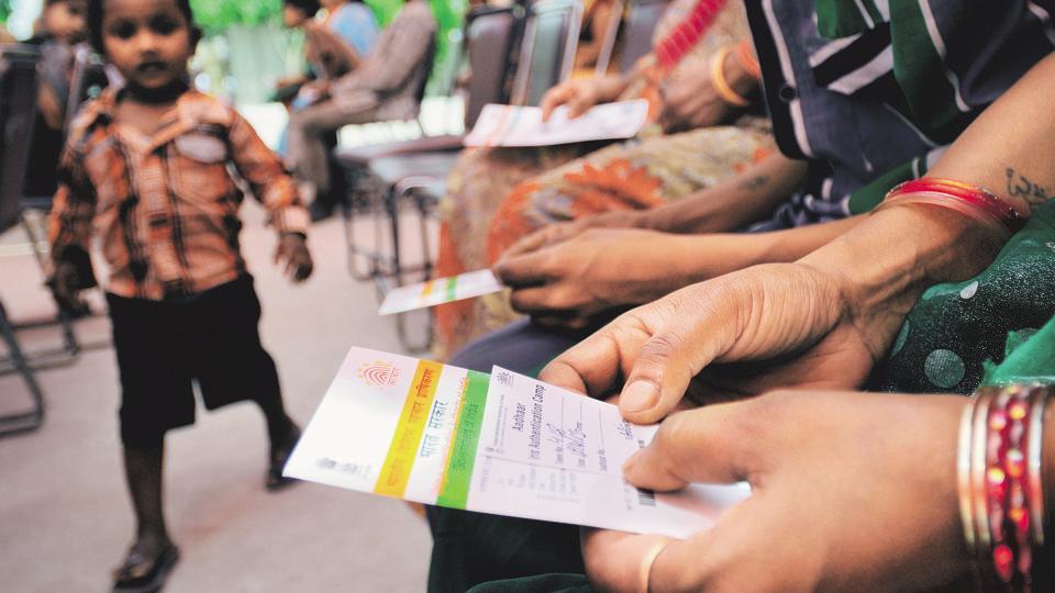 Aadhaar,Aadhaar enrolment,Information and Technology
