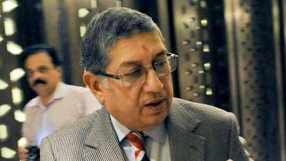 Six state associations from the N Srinivasan faction have raised objections against the BCCI SGM.