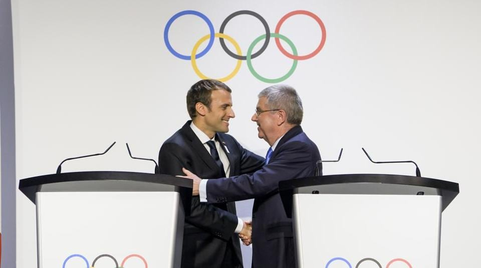 International Olympic Committee (IOC) is poised to hand the 2024 and 2028 Summer Games to Paris and Los Angeles.