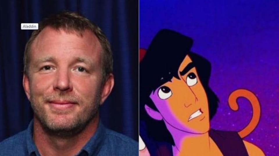 Guy Ritchie will be directing the live-action version of the 1992 animated classic Aladdin.