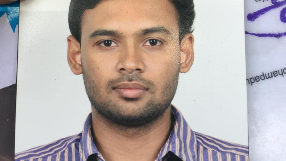The 25-year-old engineering graduate from Krishna district in Andhra Pradesh was taken to Sassoon General Hospital for post-mortem and was then sent to Andhra Pradesh by afternoon.