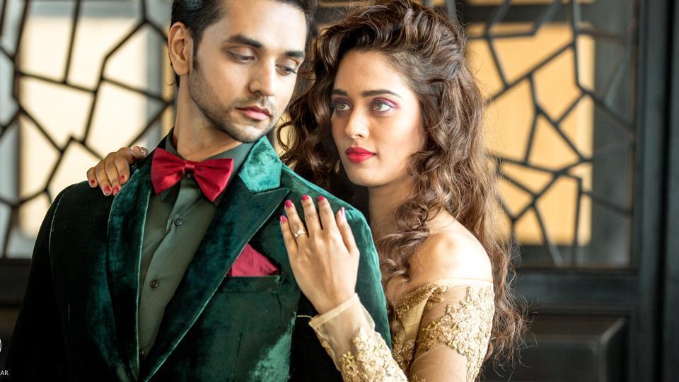 Actor Neha Saxena says that her boyfriend, actor Shakti Arora, is a phenomenal actor.