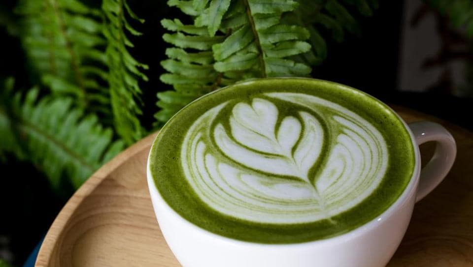 Matcha-based drinks include smoothies, lattes, milk shakes and alcoholic beverages.