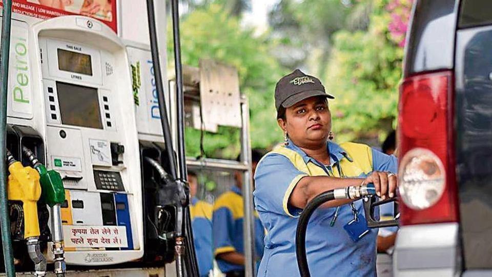 In Mumbai, the price of petrol has been reduced by Rs1.77 and diesel Rs1.66 a litre.