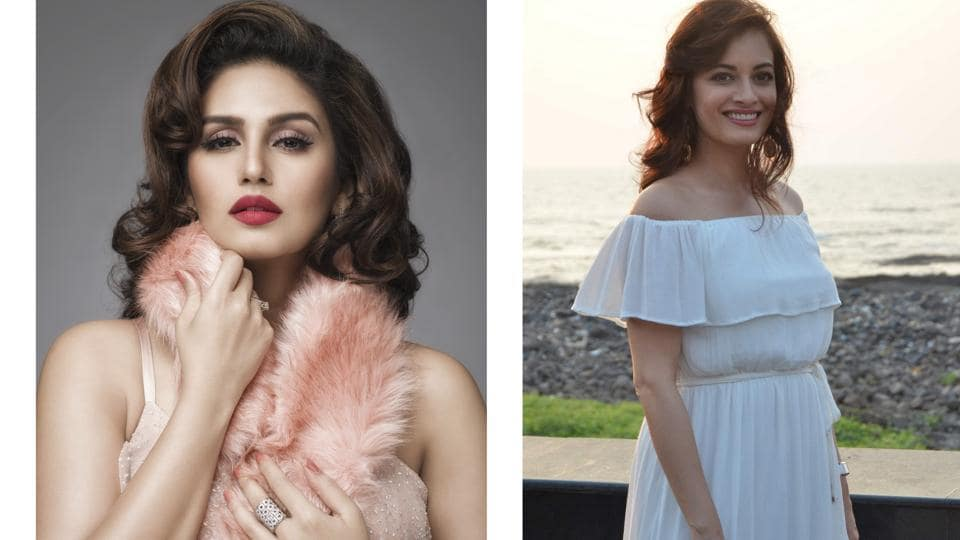 Actors Huma Qureshi and Dia Mirza will turn showstoppers at India Couture Week 2017.