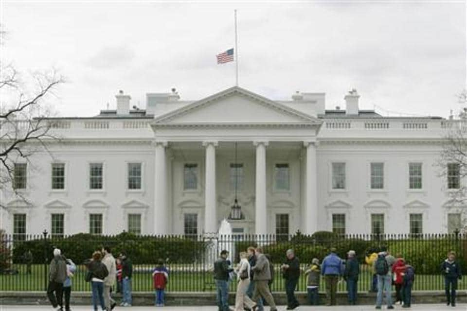 File photo of the White House.