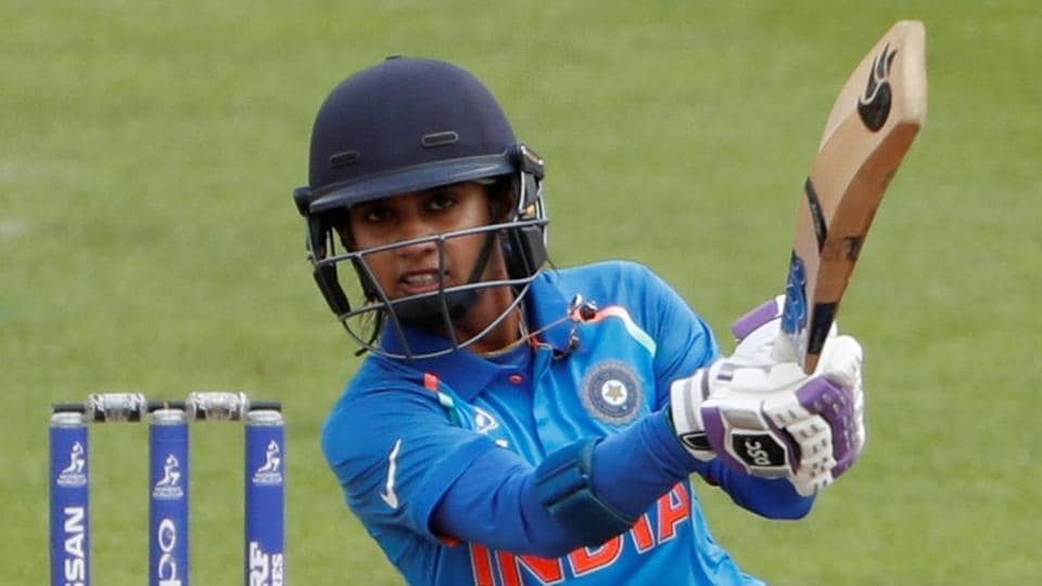 Mithali Raj created history as she became the leading run-getter in women's ODIs and she also became the first player to go past 6000 runs. (Action Images via Reuters)