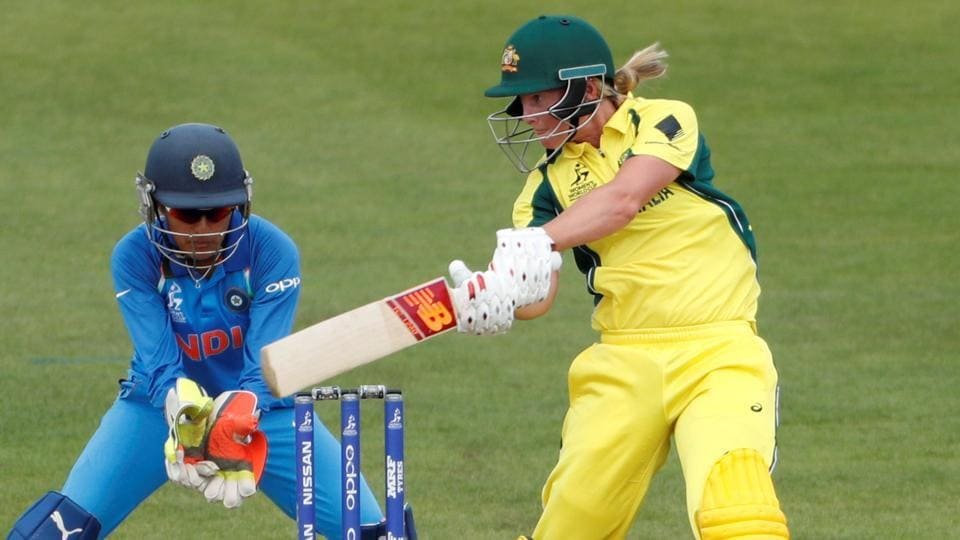 Australia thrashed India by eight wickets to enter the semifinal of the ICC Women's World Cup 2017. Get full cricket score of India vs Australia here.