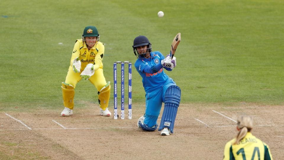 Mithali Raj created history as she became the first player to go past 6000 runs in women's ODI cricket. She also became the leading run-getter in ODIs. (Action Images via Reuters)