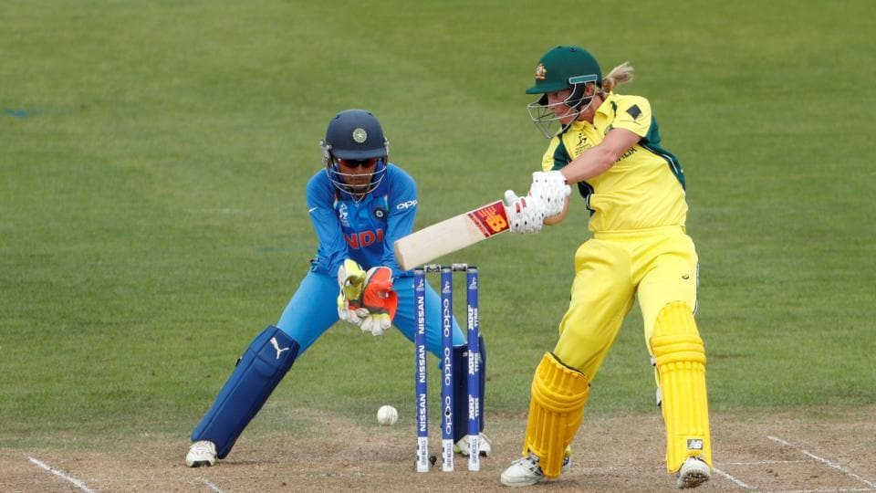Lanning notched up her 11th fifty while Ellyse Perry smashed her fourth fifty to help Australia to a thumping eight-wicket win. (Action Images via Reuters)