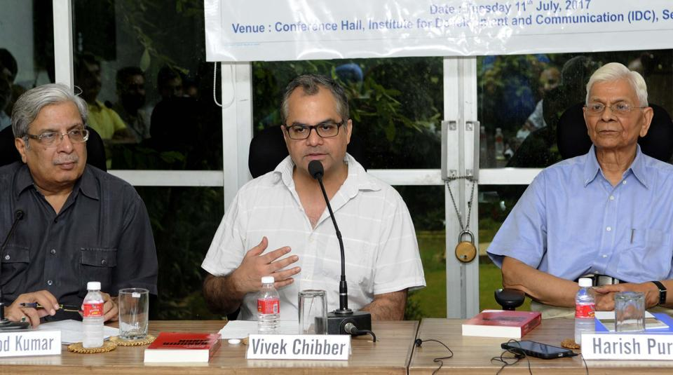 neoliberalism,professor Randhir Singh,New York University