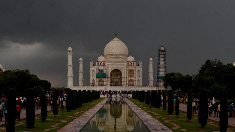 The Taj Mahal isn't part of Uttar Pradesh's cultural heritage, according to the Yogi Adityanath government's first state budget presented on Tuesday.