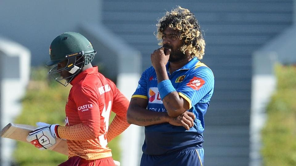 Sri Lanka lost the ODI series to Zimbabwe after a defeat in the fifth ODI at Hambantota.
