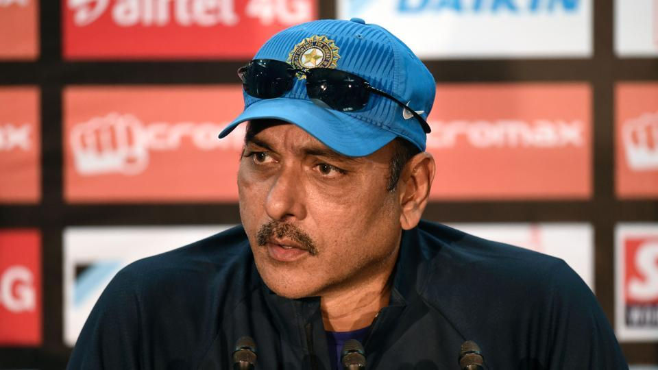 The CAC named Ravi Shastri for the position of India's head coach.