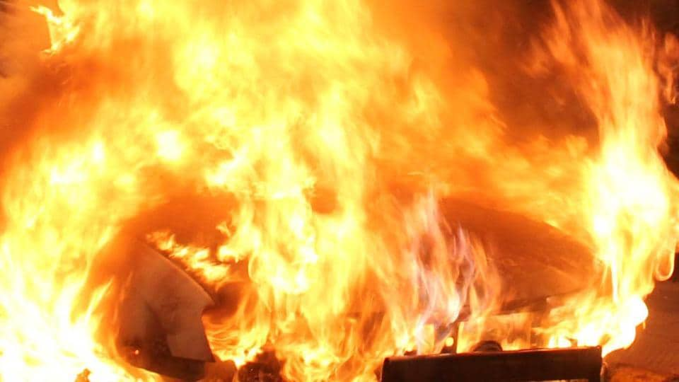 Four Indian workers were killed in a fire at a house in Saudi Arabia.