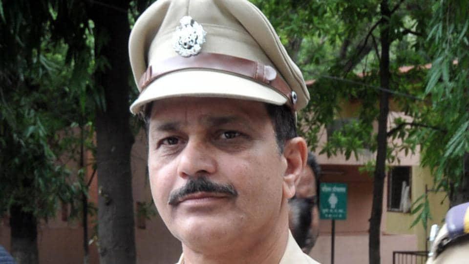Ashok Morale deputy commissioner of police (traffic), Pune