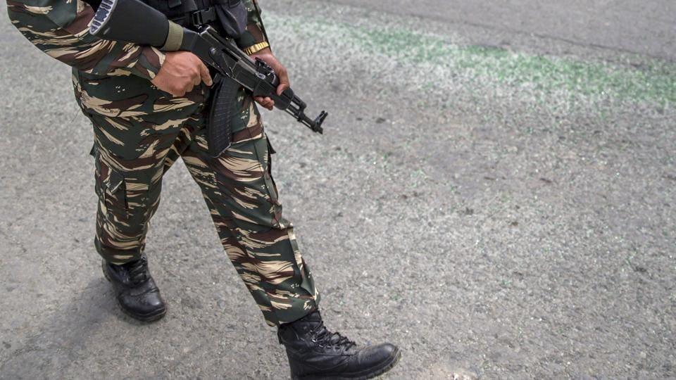 Indian Army,Army ammunition,CAG